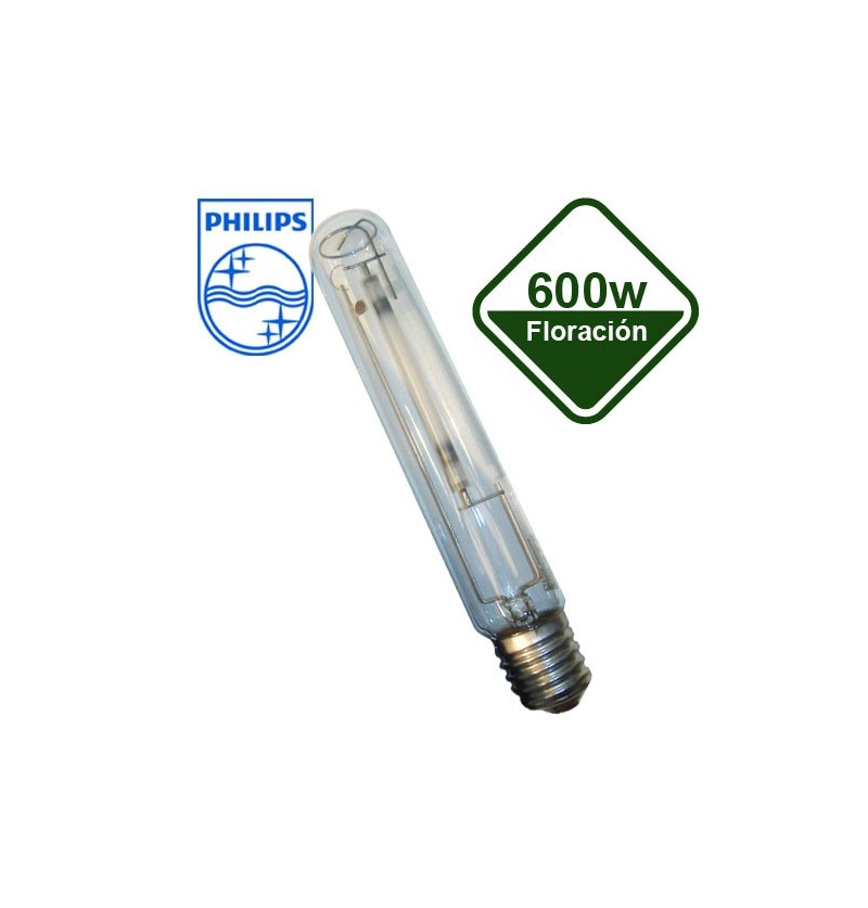 BOMBILLA PHILIPS MASTER SON T-PIA GREEN POWER 600w