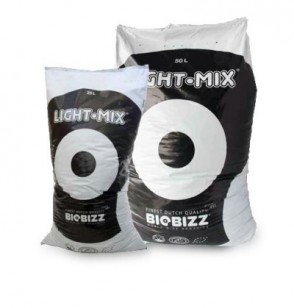 LIGHT MIX BIO BIZZ 50L