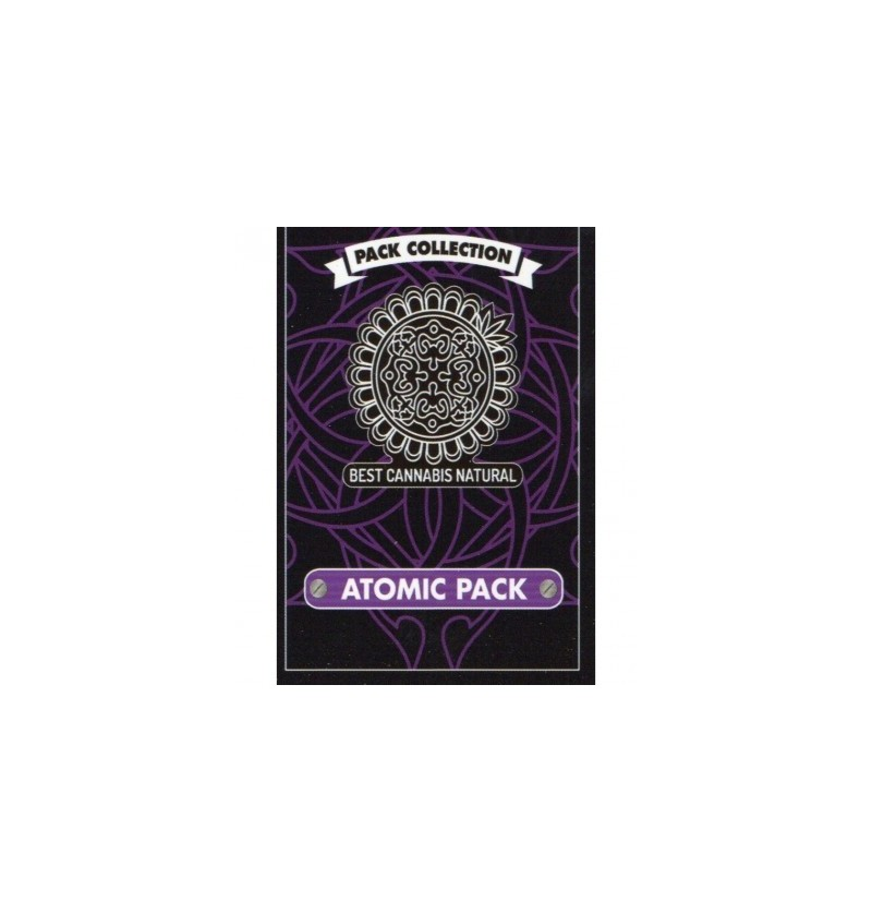 AUTOMATIC PACK BCN SEEDS 4UN