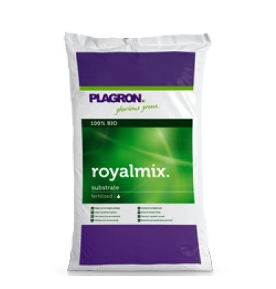SUSTRATO ROYALTY MIX 50L PLAGRON