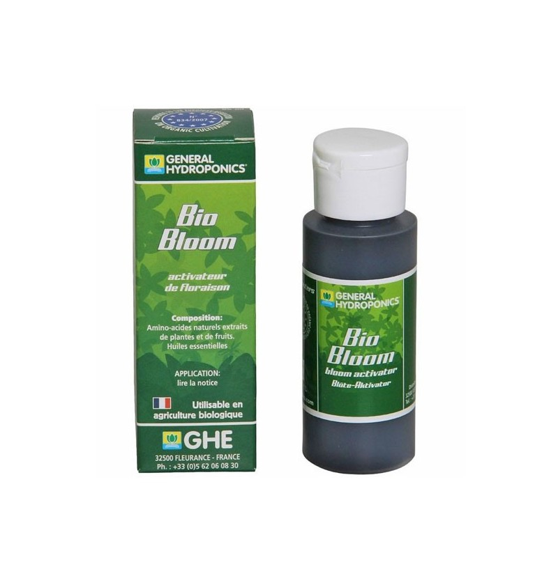 BIO BLOOM GHE (GENERAL HYDROPONICS) 60ML