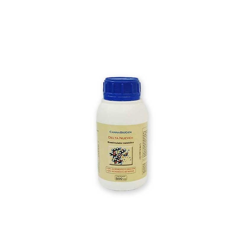 DELTA 9 CANNABIOGEN 500ml