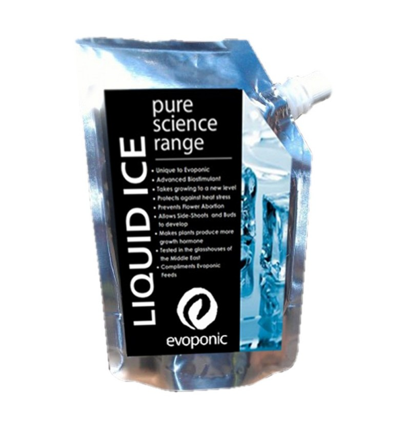 LIQUID ICE 250ml EVOPONIC (anti estrés calor)